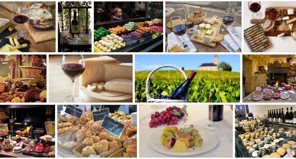 Food in Bordeaux, France