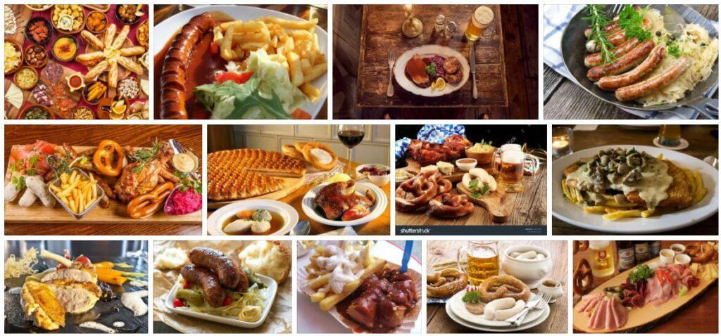Food in Bremen, Germany