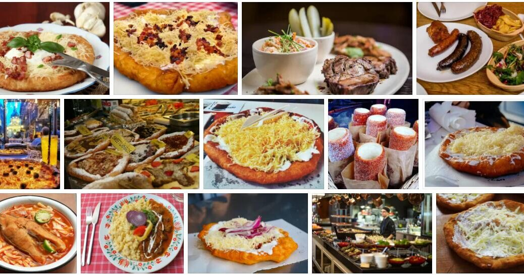 Food in Budapest, Hungary