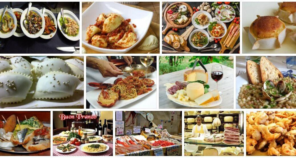 Food in Cagliari, Italy