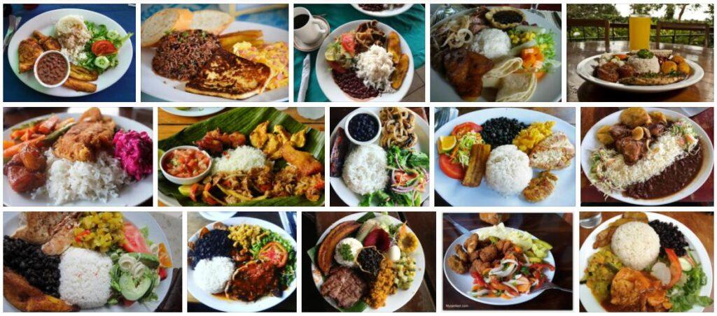 Food in Costa Rica