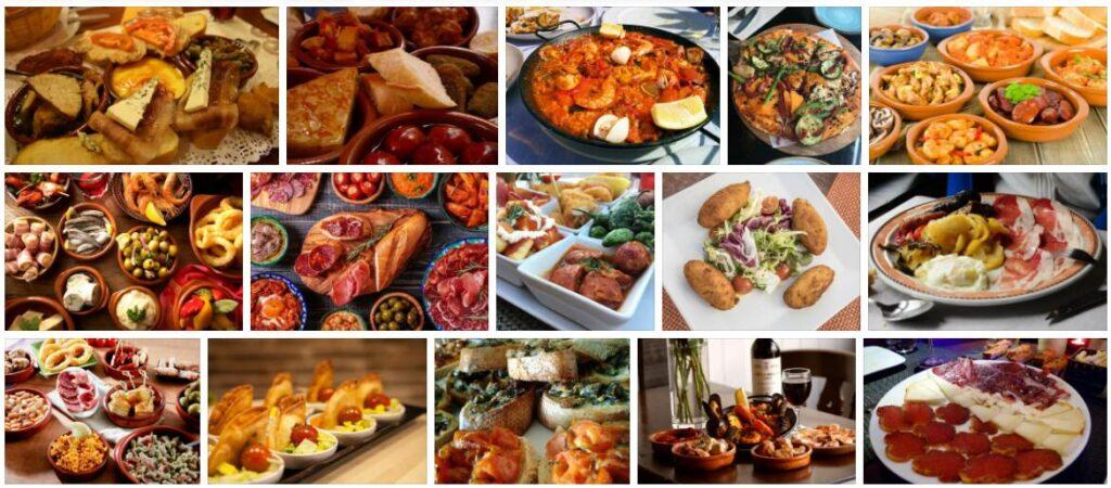 Food in Granada