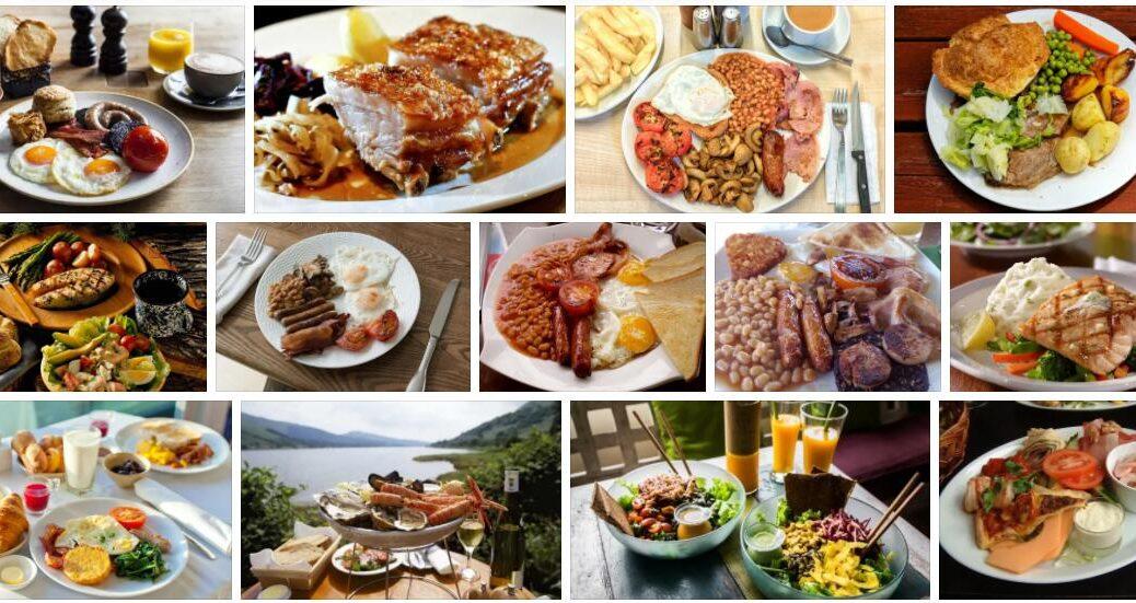 Food in Kristiansand, Norway