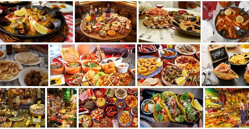 Food in Las Palmas, Spain