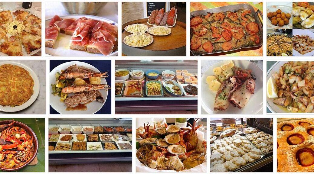 Food in Menorca, Spain
