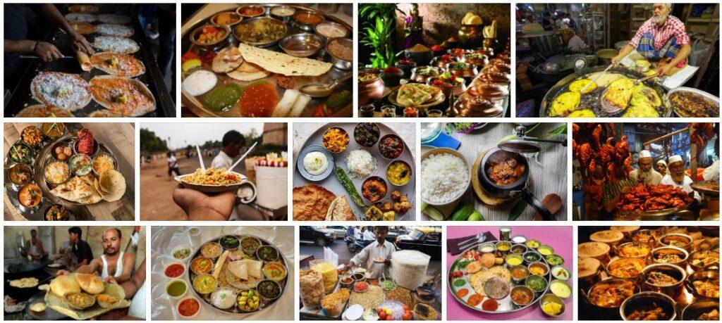 Food in Mumbai, India