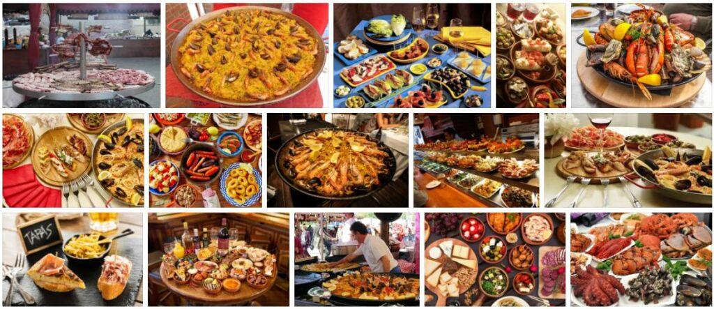 Food in Murcia, Spain