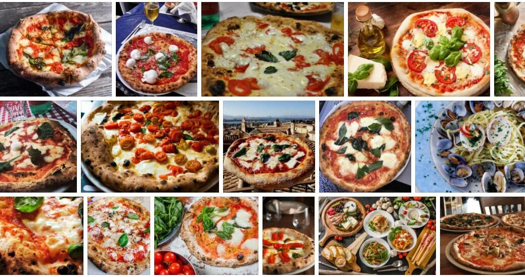 Food in Naples, Italy