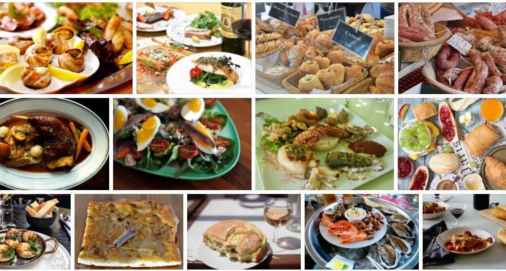 Food in Nice, France