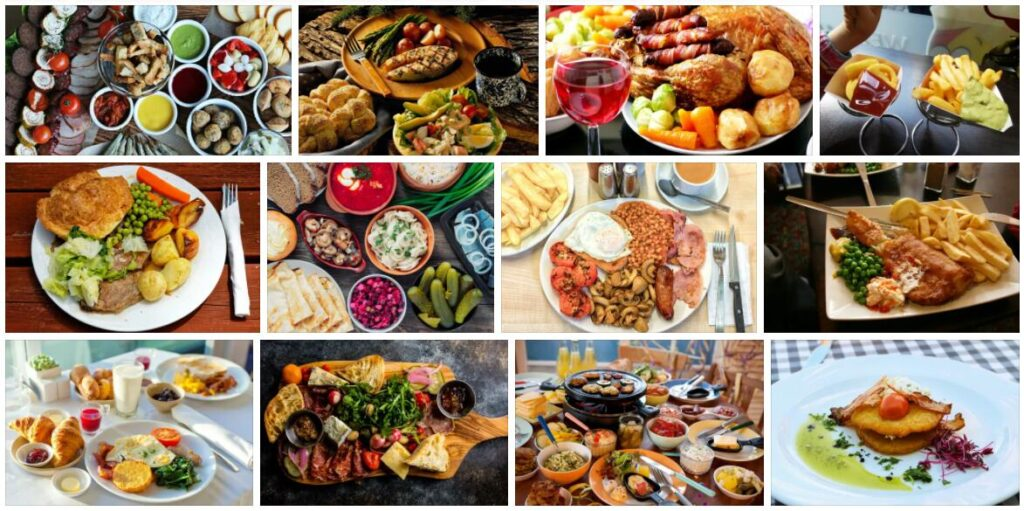 Food in Poznan, Poland