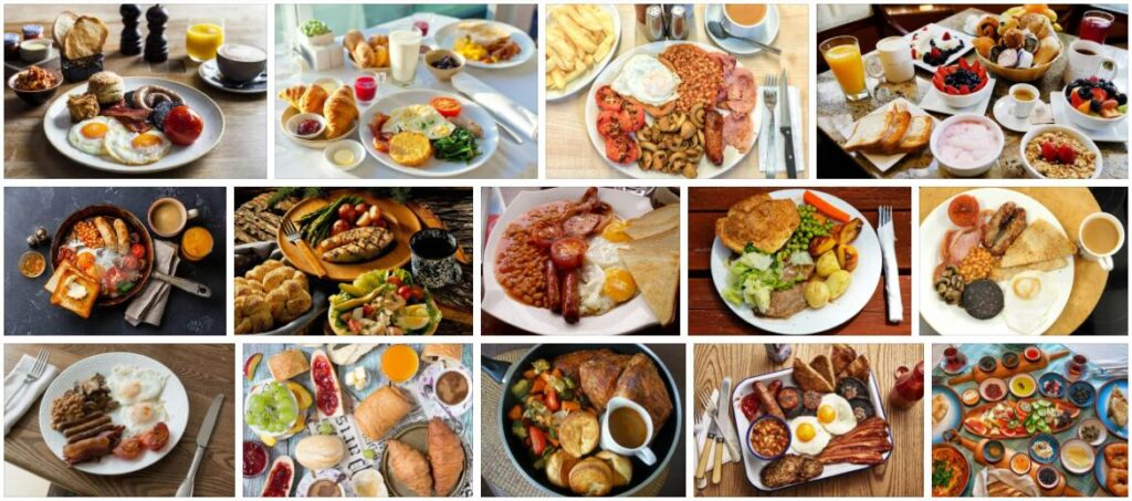 Food in Rijeka, Croatia