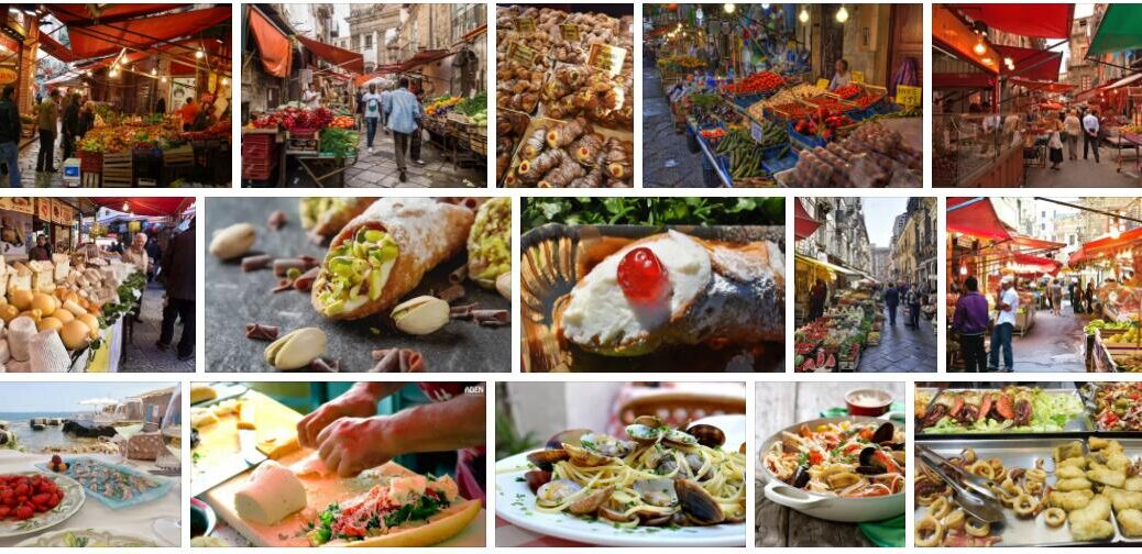 Food in Sicily, Italy