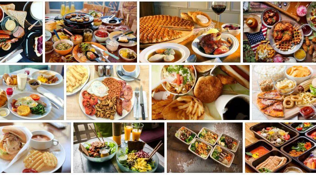 Food in Szczecin, Poland