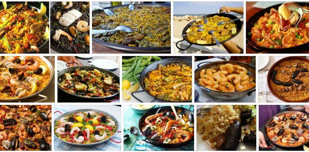 Food in Valencia, Spain