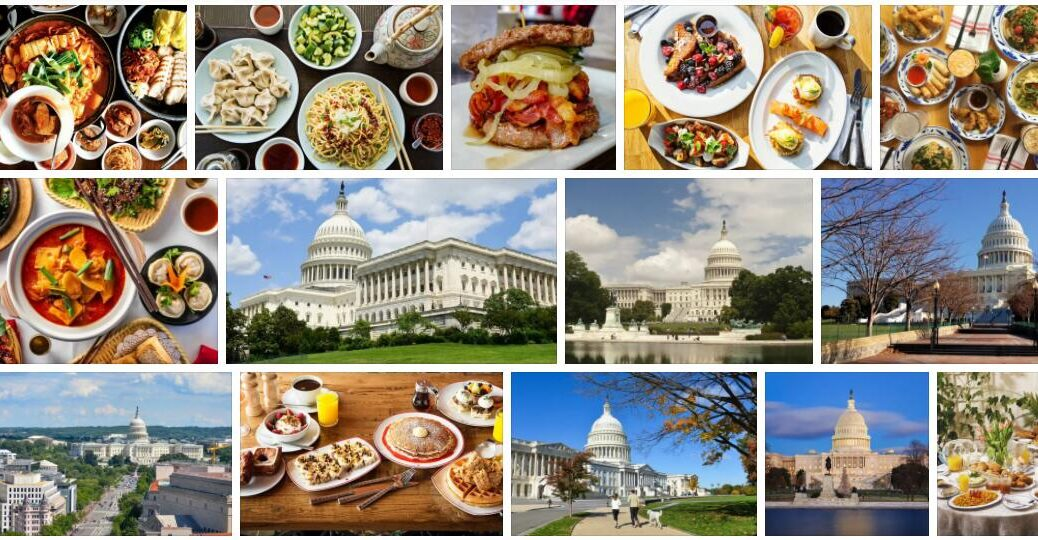 Food in Washington DC