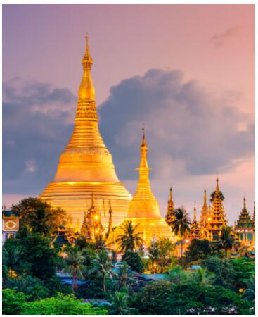 Exotic Burma 2