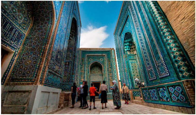 To Silk Road's Samarkand