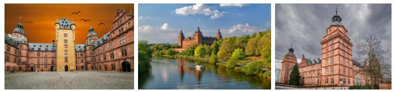 Aschaffenburg, Germany History