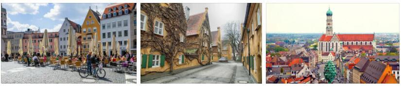 Augsburg, Germany City History