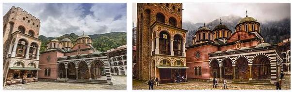 Rila Monastery (World Heritage)